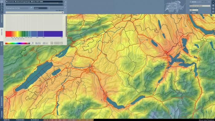 Niederschlag (Grid)